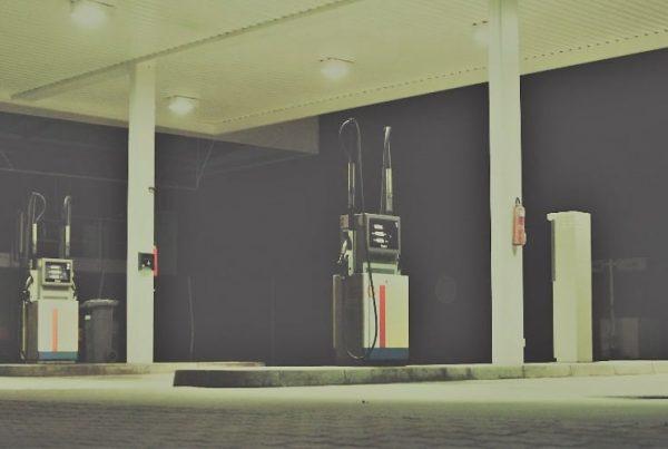 Benzine auto