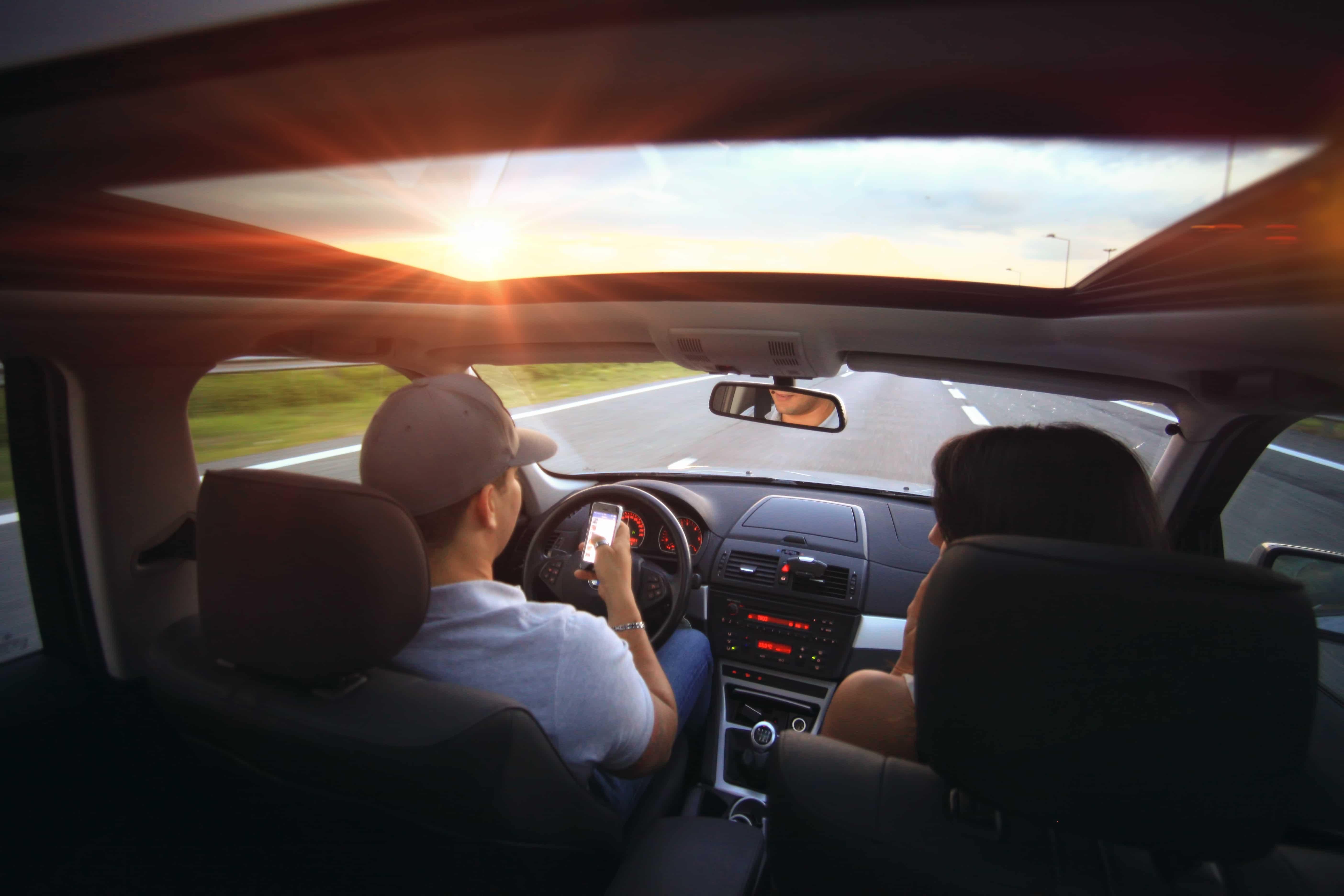 Wie kan er nou écht beter autorijden?