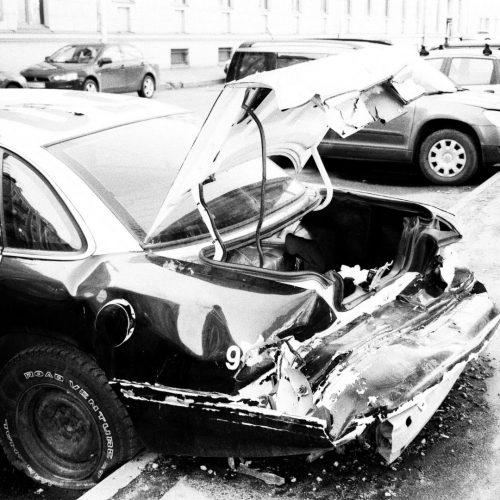 Schade vermijden: geen Volvo, wel Porsche