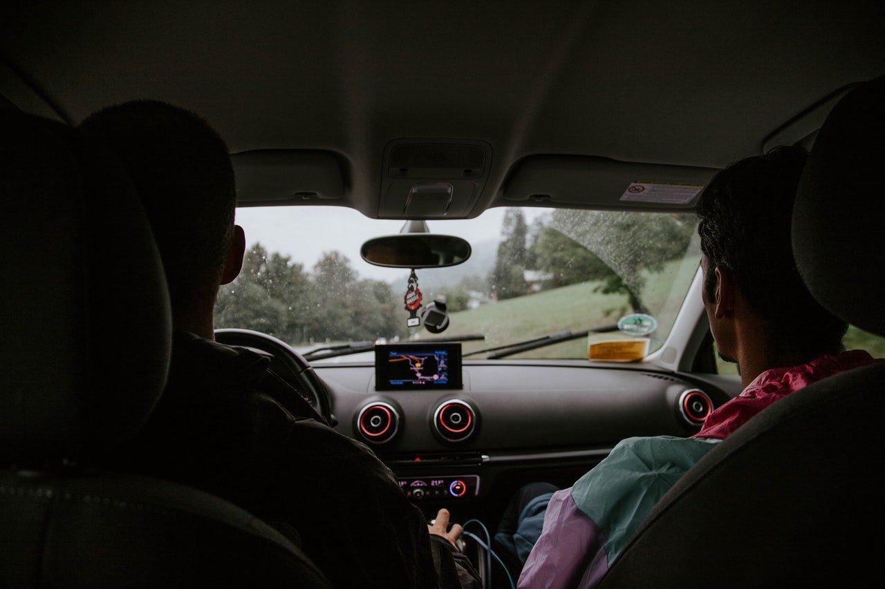 Roadtrippen met je vrienden