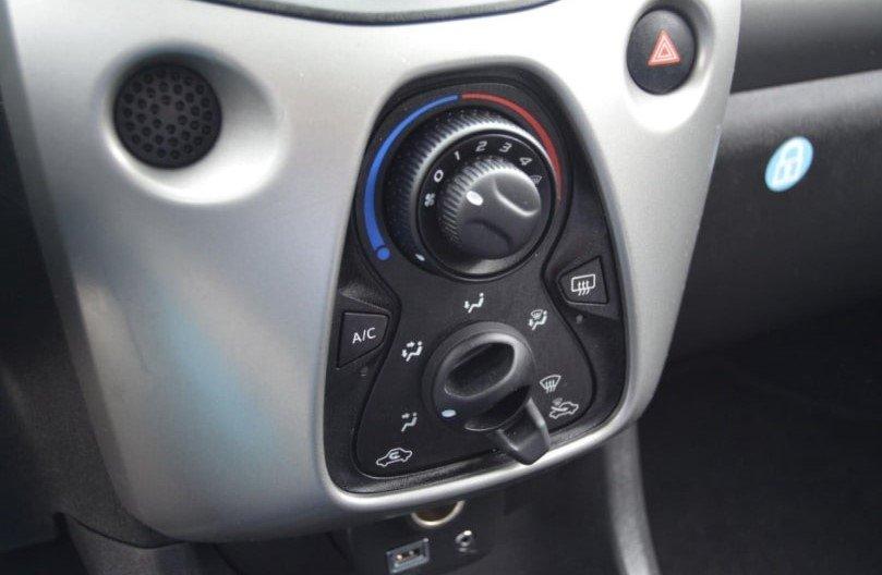Peugeot 108 Actiemodel