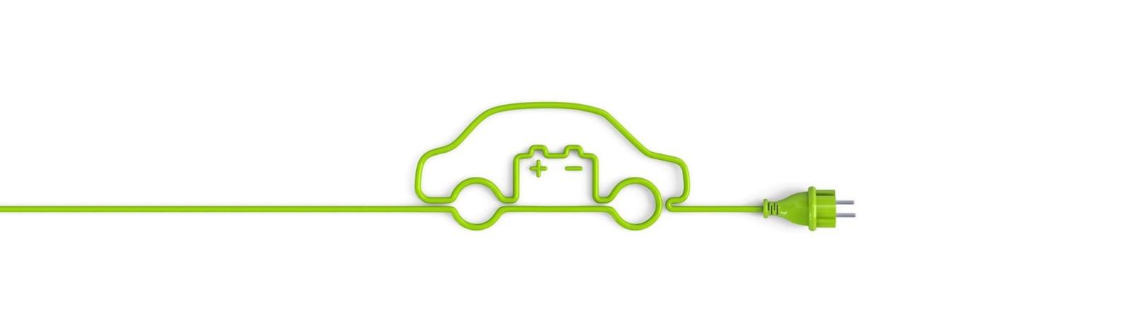 Status van de verkoop van elektrische auto's in 2020