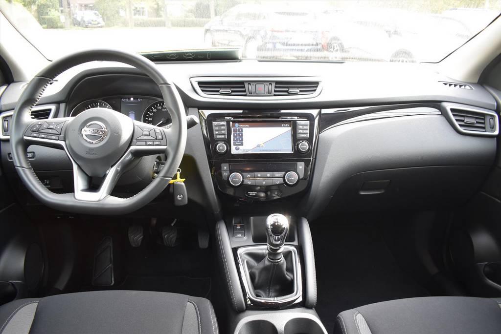 Nissan Qashqai Actiemodel