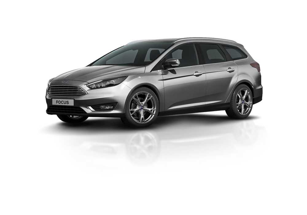 Ford Focus Wagon transparant