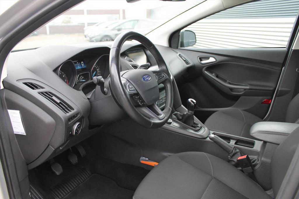 Toyota Aygo interieur