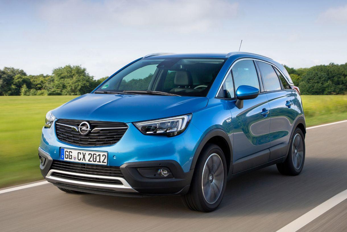 Opel Crossland 2019