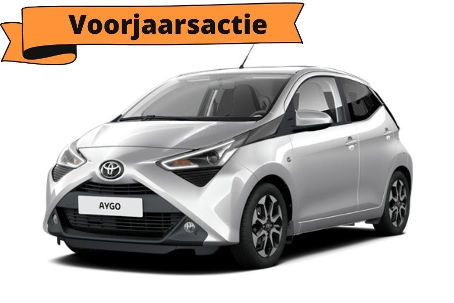 Toyota Aygo Actiemodel